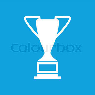Trophy Cup Icon Simple