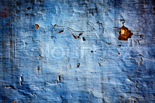Painted plaster wall texture