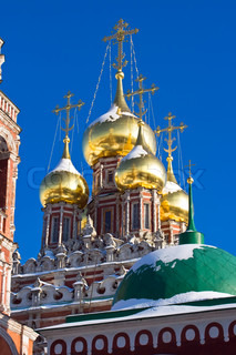 Church of the Resurrection of Christ in Kaldashi, Moscow