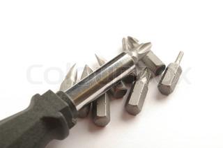 Bild von 'bauen, Instrument, Wetzstahl'