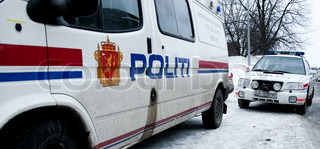 Image of 'police, norway, road'