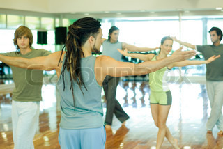 Image of 'dance, movement, instructor'