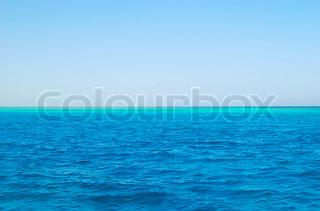 Røde hav og blå himmel , Egypten