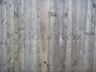 Seamless horizontal tiling wood fence texture