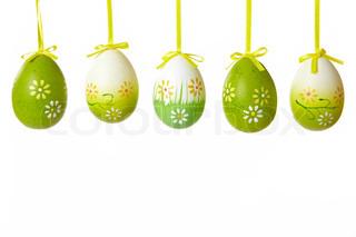 Billede af 'påske, æg, bukke'