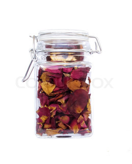 Image of 'rose, dry, dried'