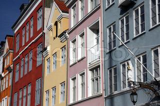 Billede af 'huse, nyhavn, københavn'