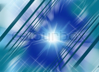 abstract background with the effect of depth