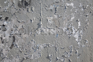 Old Painted Concrete Wall Background