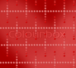 red background with cross lines