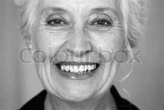 Image of 'woman, Face, wrinkle'
