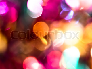 The light abstract background in purple