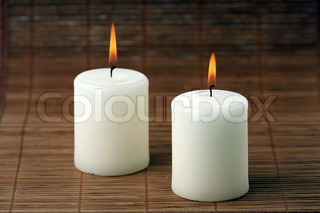 Image of 'candle, lighting, high'
