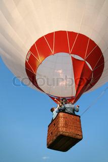 Image of 'air, balloon, hot'