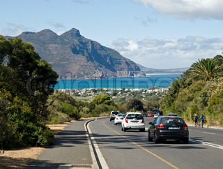 On the Road to Hout Bay