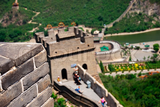 Great Wall in China is one of the oldest monuments