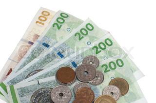 Danske mønter og sedler