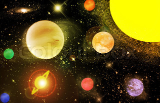 Planets in solar- system...