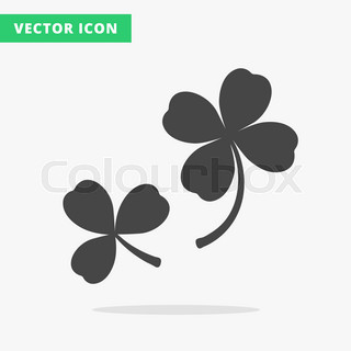 Trefoil And Quatrefoil Clover Leaf Traditional Irish