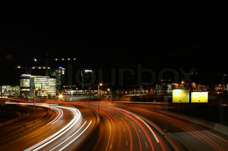 Image of 'norway, oslo, traffic'