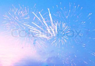 Billede af 'fejring, blå, årsdag'