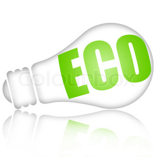 Energy saving eco lamp