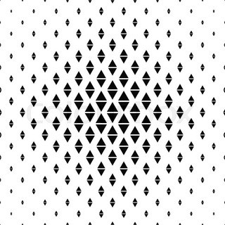 Repeating Black And White Triangle Pattern Vector 18209788 furthermore  on home textile designer jobs