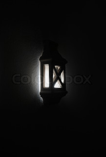 elegant wall lamp Old fashioned indoor light