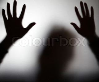Image of 'ghost, abstract, hand'