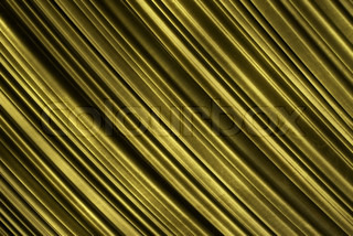 Diagonal texture of yellow curtain
