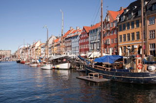 Nyhavn Famous Meeting point