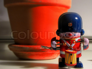 Image of 'toy, toysoldier, soldier'