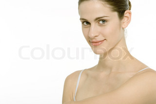 Image of 'one individual, white ethnicity, 20s'