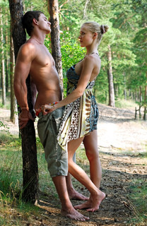 Beautiful nude couples at beach right!