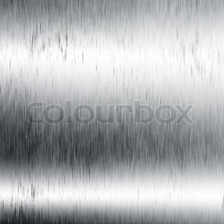 light metal with a vertical texture