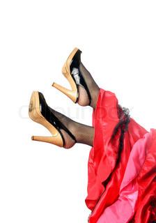 Flamenco sko børn Din leverandør af Dansenederdel