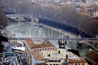 Image of 'italia, roma, above'