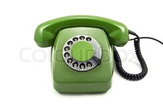 Bild von 'Telefon, telefon, Schnur'