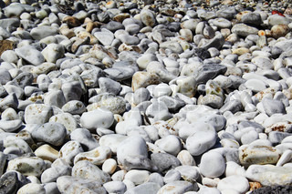 Background of sea peeble stones