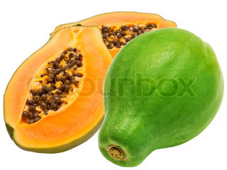 Image of 'papaya, fruit, fresh'