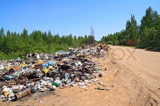 Billede af 'affald, Dårligt, bolig'