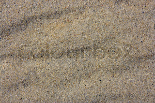 Sand texture as abstract background. Sand pattern.