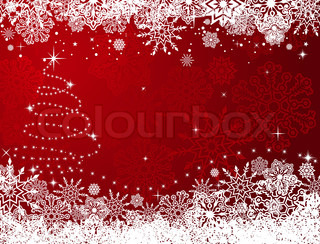 Christmas or new year background for design
