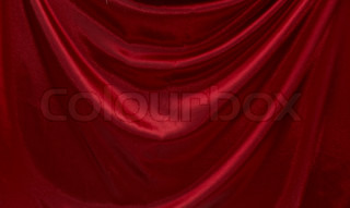 red textile can use as background for design