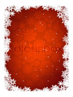 Christmas background. EPS 8 vector file included