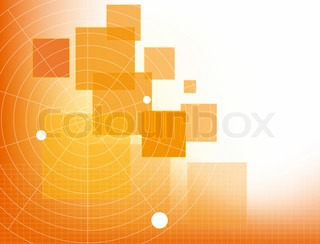 An abstract and colored background