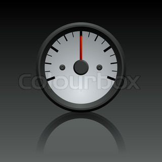 Vector of 'meter, acceleration, speedometer'