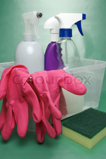 Environmentally safe cleaning products