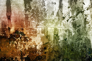 An old and grunge wall texture