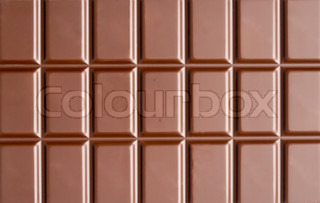 chocolate bars background